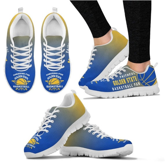 PP Sneakers Warriors Fan State Golden Shoes BK HB 010A Walking Basketball H50PIHwxq