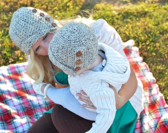Mommy and Me Peighton Cloche