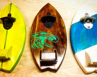 Surfboard Bottle Opener