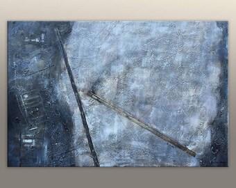 Original Artwork, Abstract Oil Painting, Rustic Wall Decor, Wall Decor, Abstract Canvas Painting, Modern Painting, Large Abstract Painting