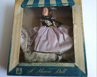Marcie Doll A&H Miss Jr. Prom