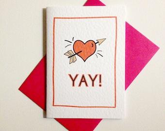 Yay! Heart