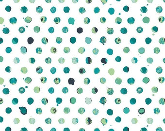Lavish Dots Tile Fresco by Katarina Roccella for Art Gallery Fabrics