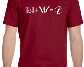 Sheldon Tee Flash Equation