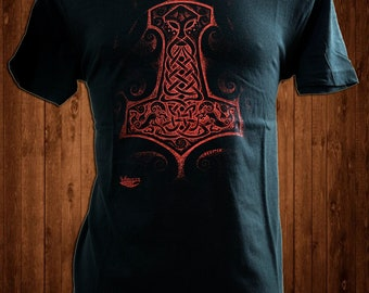 T-Shirt Mjollnir
