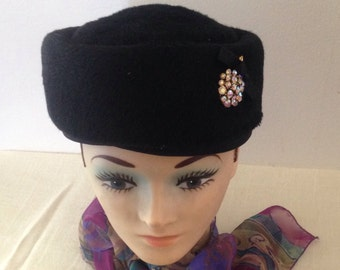Vintage Ladies Marche' Hat
