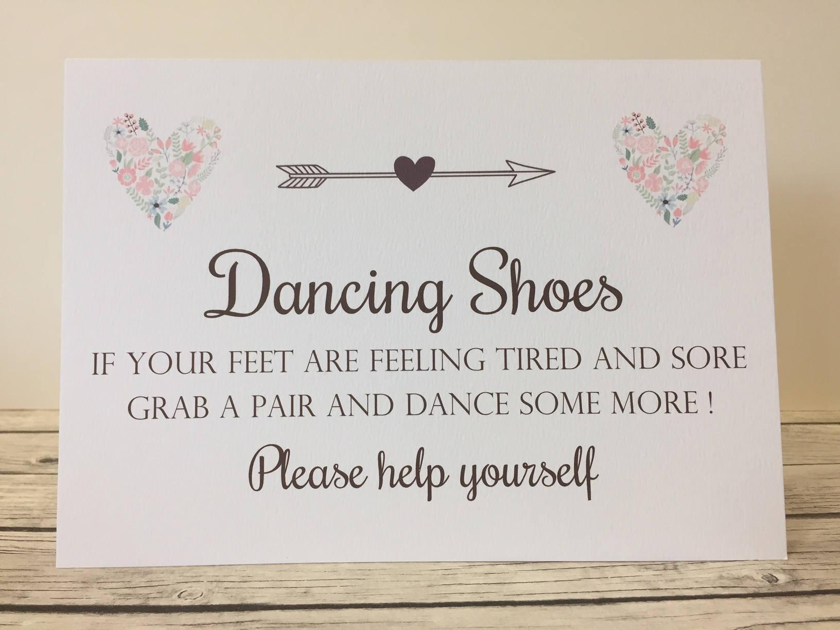 Rustic/Vintage/Shabby Chic Dancing Shoes Flip Flop Wedding