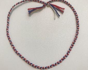 Custom Fishtail Friendship Bracelet