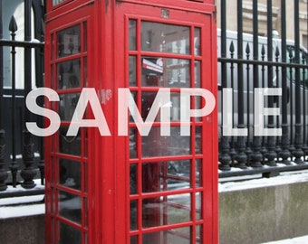 London Phone Booth Photo Download