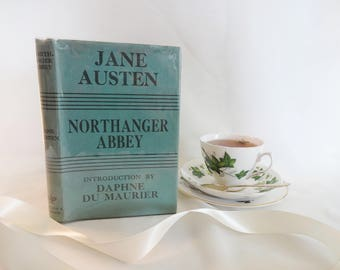 Northanger Abbey by Jane Austen / 1948, 1st Edition Williams & Norgate Ltd London / With Scarce Dust Wrapper / In Very Good Condition