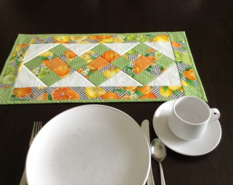 Citrus Table Runner