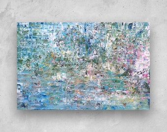 Willows - Abstract Artwork on Canvas