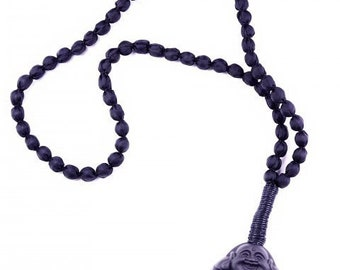 Lucky Laughing Buddha Necklace