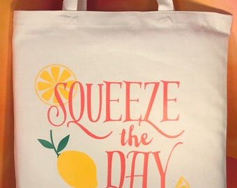 Squeeze the Day Summer Tote