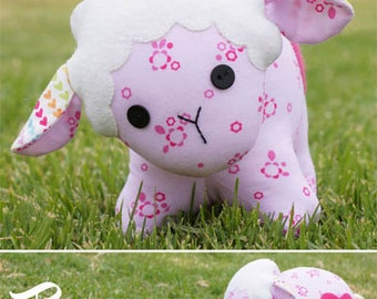 Melly & Me - Baa Baa Sewing Pattern