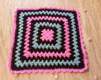 Small stroller blanket