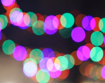Stock Photo | Bokeh | Digital Background | Overlay | Instant Download