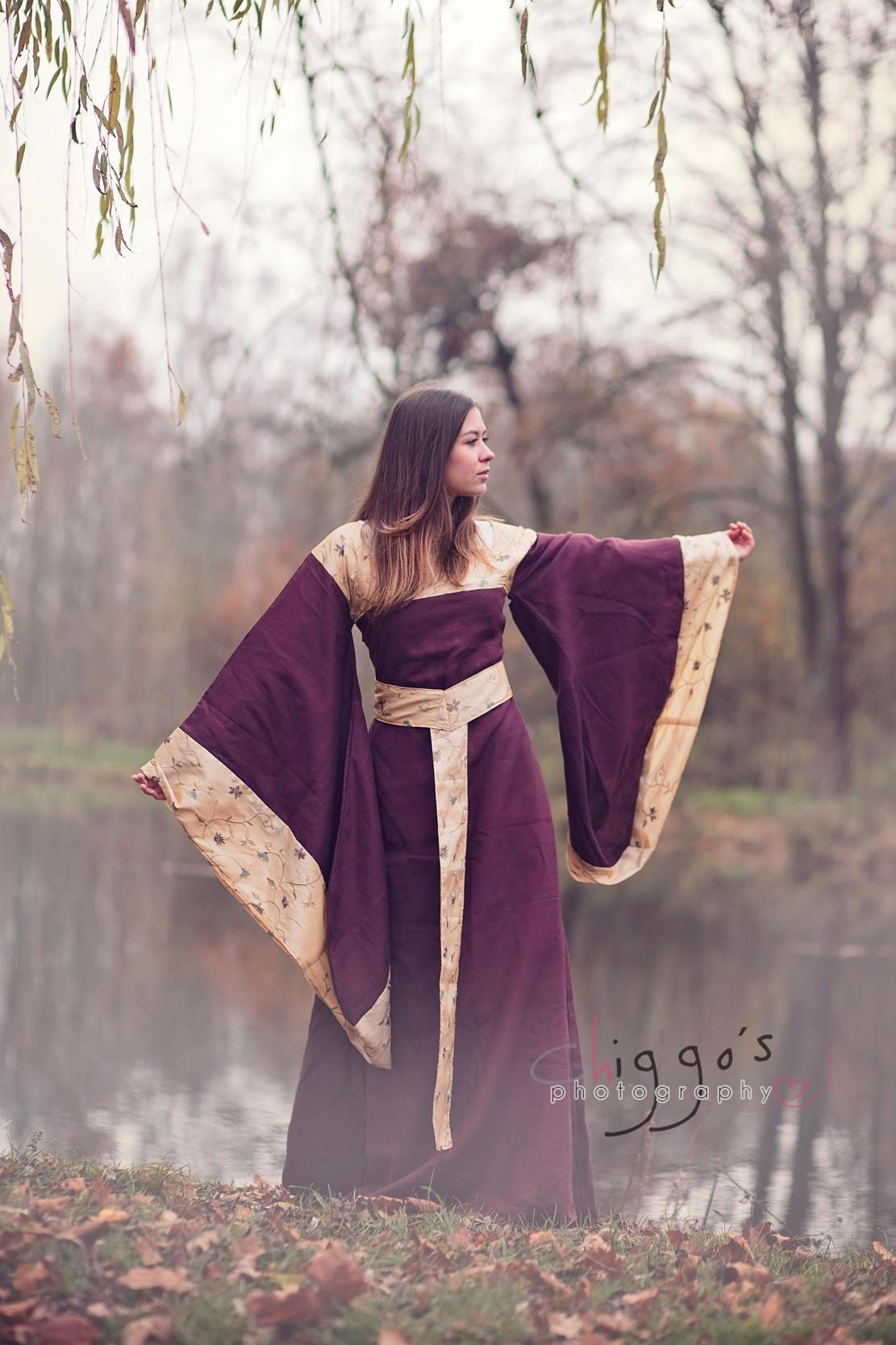 Mittelalterkleid Akiko Mittelalterkleider Elfenkleider