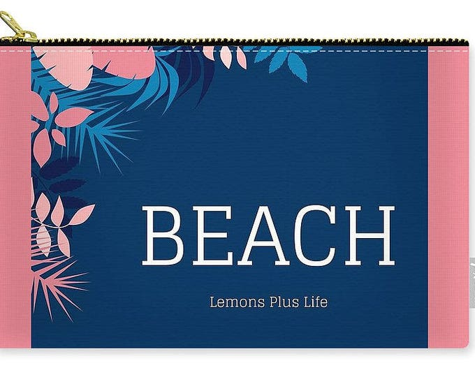 Carry-all Pouch Beach