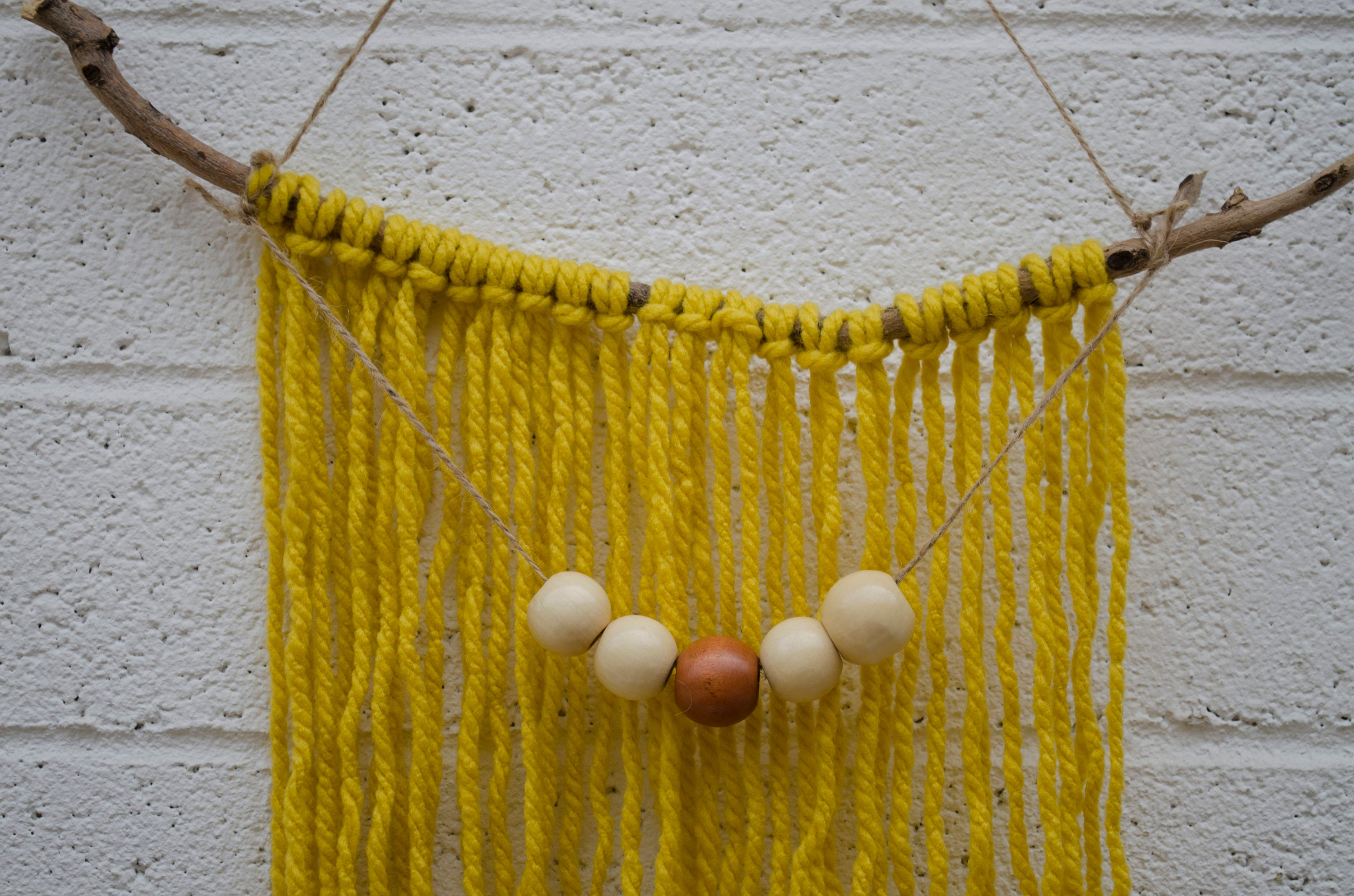 Unusual Macrame Wall Art Images - The Wall Art Decorations ...