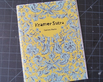 Kramer Sutra by Chelsea Martin - Seinfeld book for Seinfeld fans only! kramer gift, seinfeld gift, seinfeld book, cosmo kramer, kama sutra