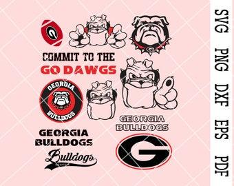 Georgia Bulldogs Logo Svg, Bulldogs svg, UGA Bulldog SVG, Bulldogs clipart – Go Dawgs svg – Go Dawgs clipart, Svg, Png, Dxf, Pdf, Eps