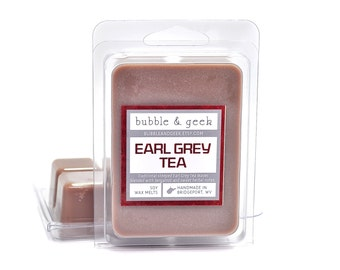 Earl Grey Tea Scented Soy Wax Tart Melts