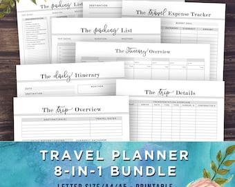 vacation expense tracker