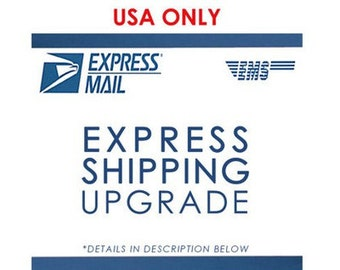 Express upgrade on orders