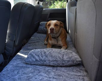 custom made dog bed liners for your car truck airplane or suv
