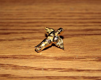 Little Angel Lapel Pin - 18K Gold (Limited Edition)