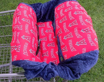 Shopping Cart Cover- Angels