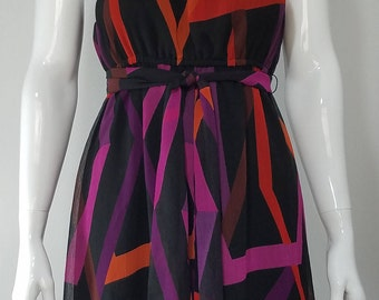 Women's strapless multi-use maxi dress.