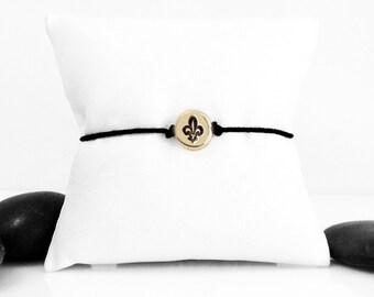Fleur De Lis Bracelet, Fleur De Lis Necklace, Fleur De Lis, French Bracelet, French, New Orleans, Paris, Fleur, Paris Jewelry