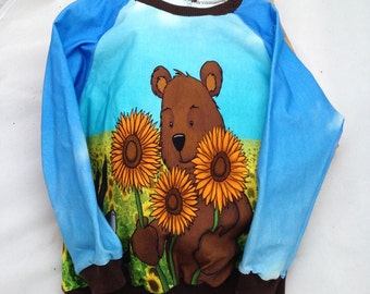 TShirt size 104 organic Jersey by Finch fabric