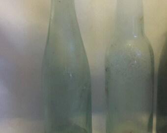 2 old bottles C111