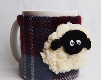 Cup Cozy, Coffee Mug Cozy