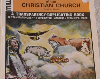 Early Years of the Christian Church - Vintage Transparency Book