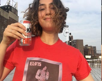 Vintage Elvis T