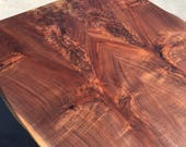 Highly Figured Walnut Din...