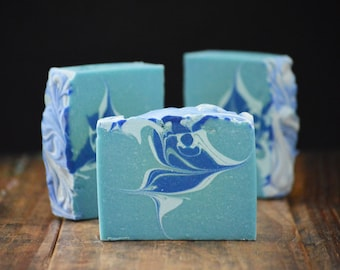 Fountain of Youth Artisan Soap | Scented Handmade Cold Process Soap