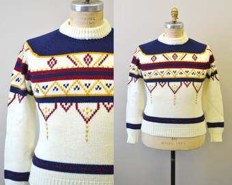 1970s Youngbloods Sweater