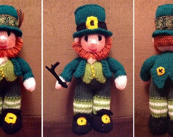 Leprechaun PDF Knitting Pattern