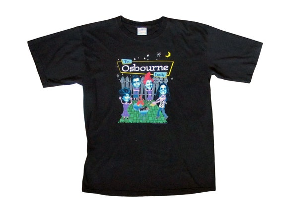 The Osbourne Family T-Shirt