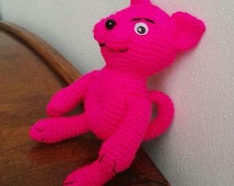 Dog, amigurumi, handmade, crochet, gift, party, toys, puppets, dolls, animals, dog, children, adults, babies