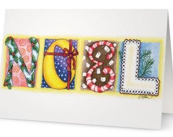 Holiday Card set