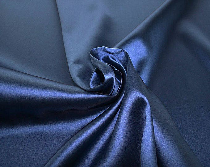 274154-Mikado (Mix)-82% Polyester, 18% silk, width 160 cm, made in Italy, dry cleaning, weight 160 gr