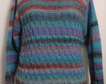 Rainbow sweater (SM)