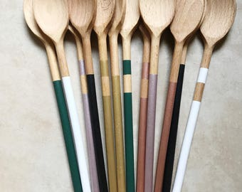 12 Inch Wooden Spoons-Classics Collection