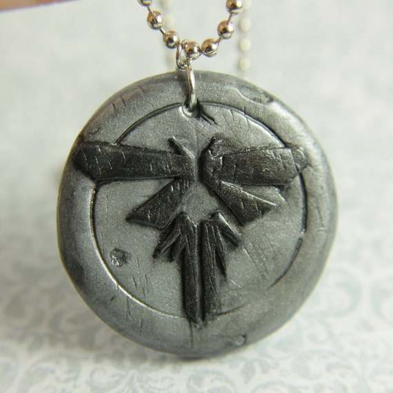 The last of us inspired firefly pendant aloadofball Image collections